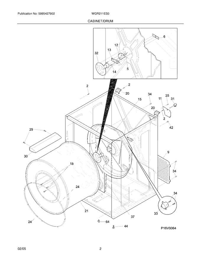 Diagram for WGR211ES0