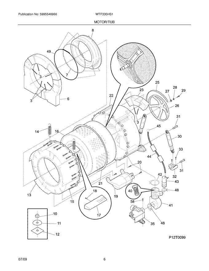 Diagram for WTF330HS1