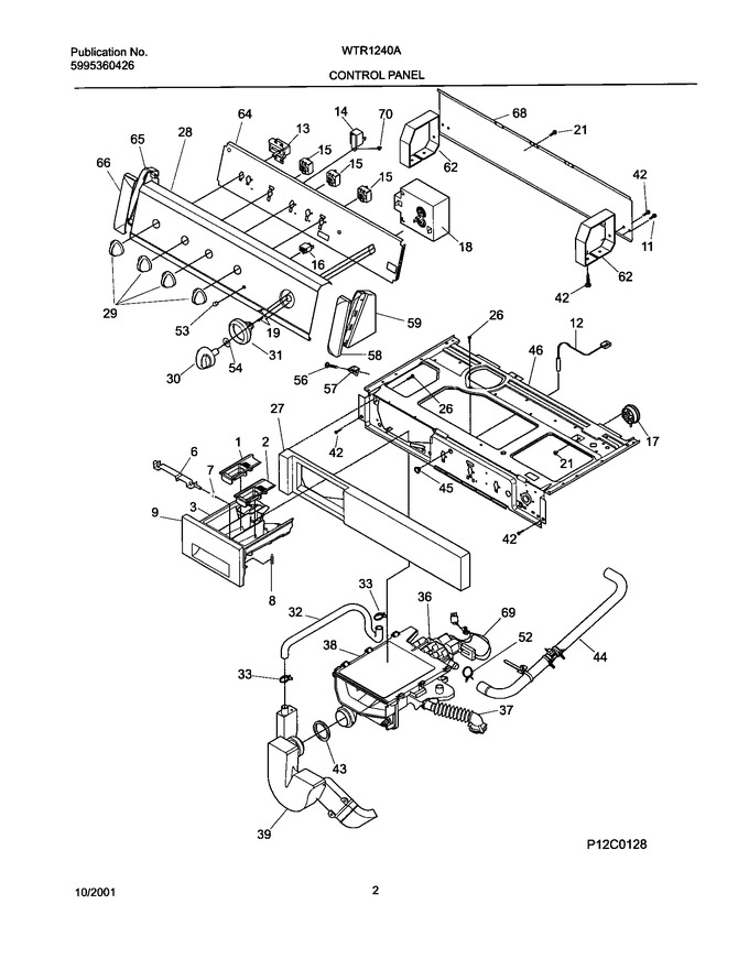Diagram for WTR1240AS0
