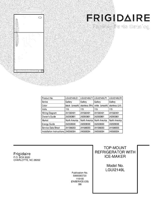 Diagram for LGUI2149LR1