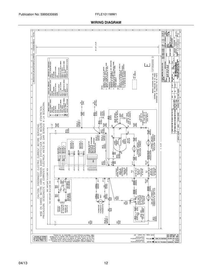 Diagram for FFLE1011MW1
