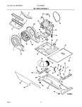 Diagram for 03 - Motor/blower/belt