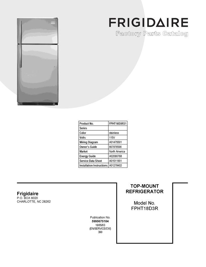 Diagram for FPHT18D3RS1