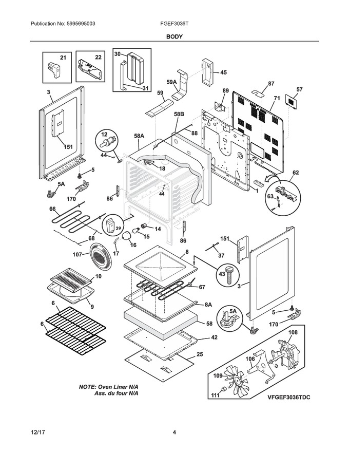 Diagram for FGEF3036TBB