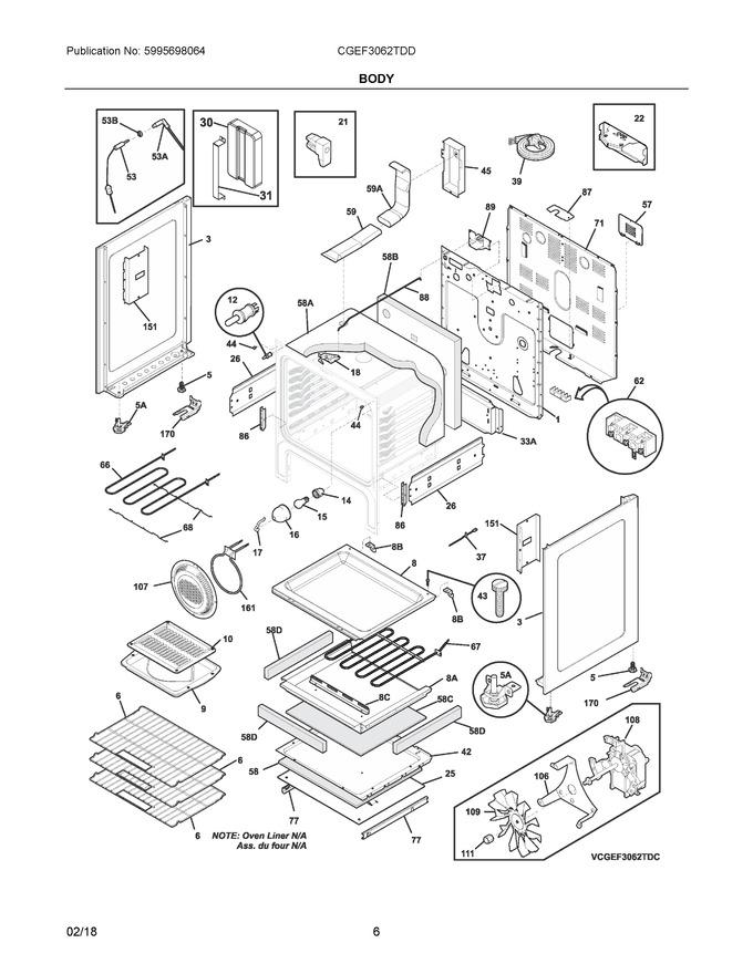 Diagram for CGEF3062TDD