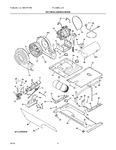 Diagram for 03 - Motor/blower/burner