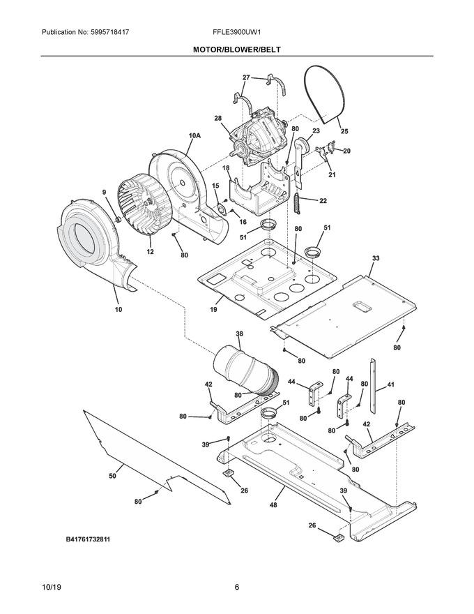 Diagram for FFLE3900UW1