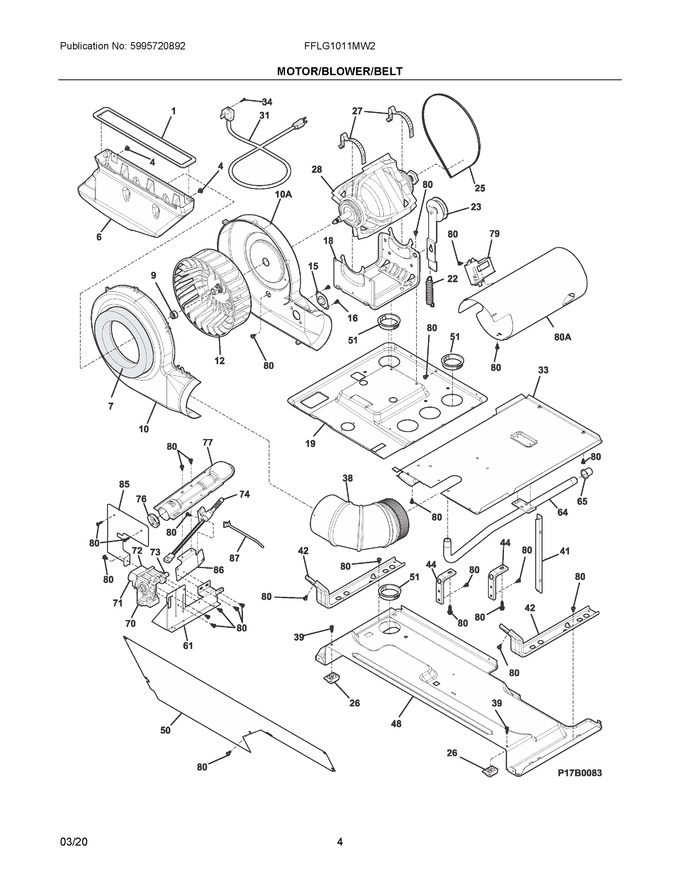 Diagram for FFLG1011MW2