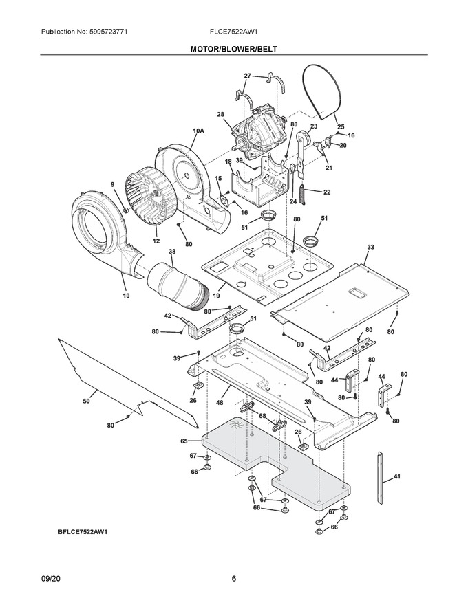 Diagram for FLCE7522AW1