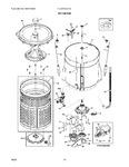 Diagram for 06 - Motor/tub