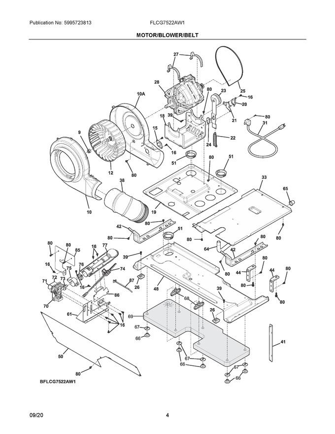 Diagram for FLCG7522AW1