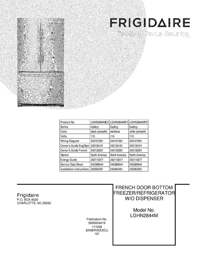 Diagram for LGHN2844MP2