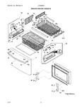 Diagram for 03 - Freezer Drawer/baskets