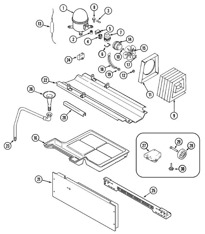 Diagram for CSD2525ARA