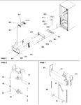 Diagram for 06 - Evaporator & Freezer Control Assy