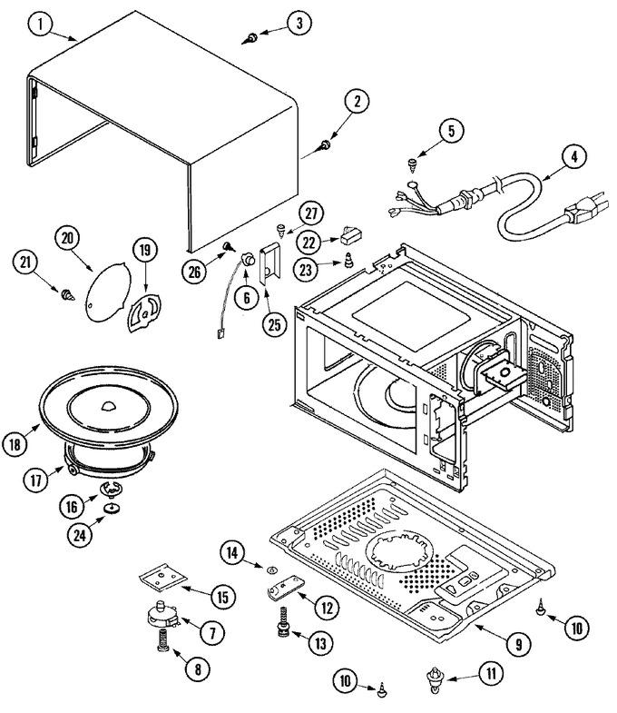 Diagram for JMC8100ADQ