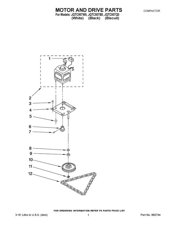Diagram for JQTC507Q0