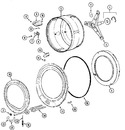 Diagram for 09 - Spinner Assembly & Outer Tub Cover