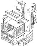 Diagram for 03 - Cabinet Section