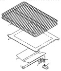 Diagram for 04 - Oven Components