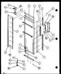 Diagram for 10 - Ref Door