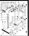 Diagram for 13 - Ref/fz Controls And Cabinet Part