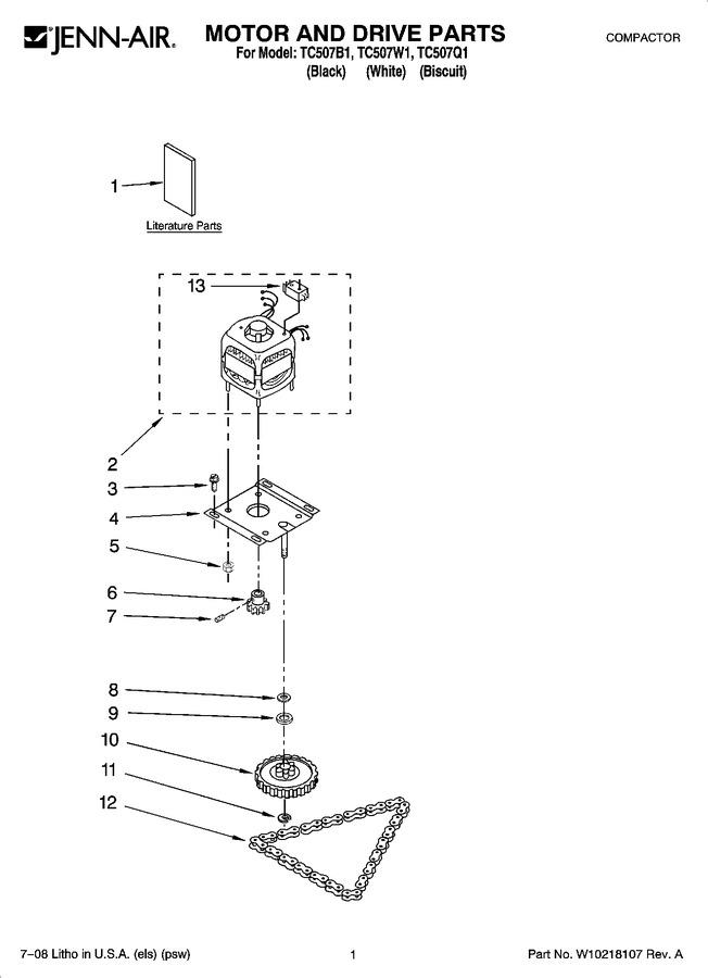 Diagram for TC507W1