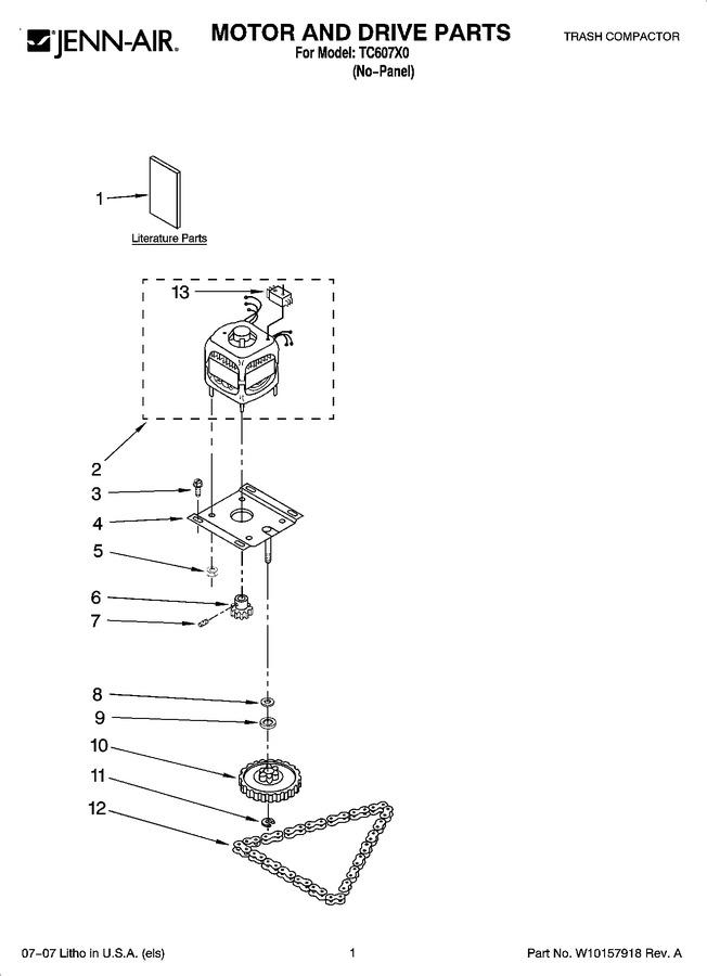 Diagram for TC607X0