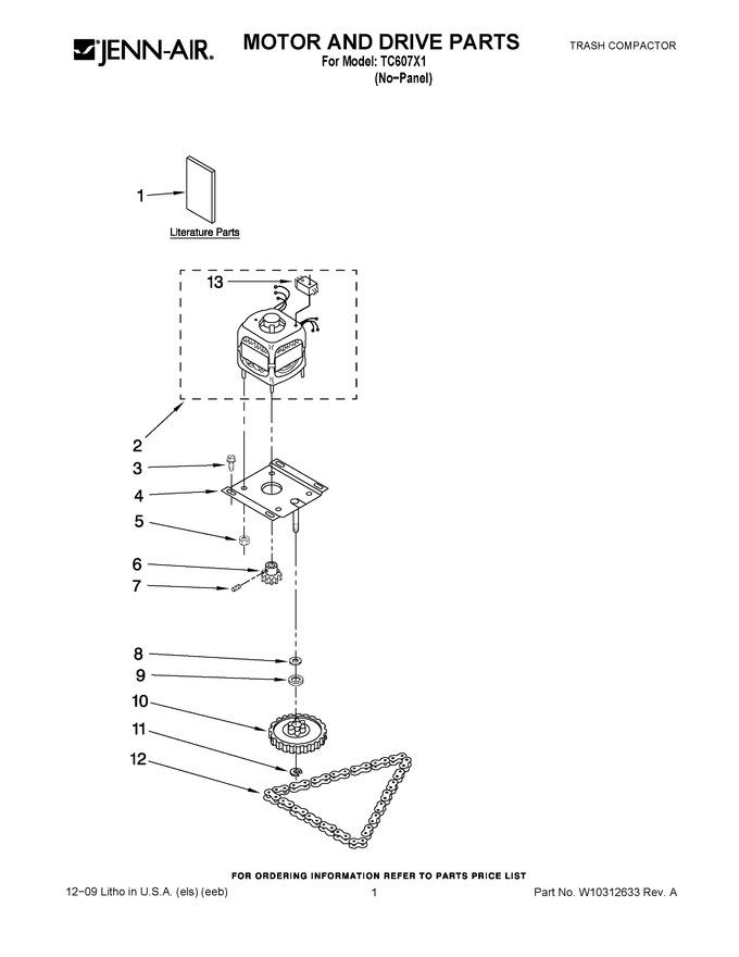 Diagram for TC607X1