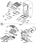 Diagram for 06 - Interior Cabinet/drain Block & Ctrl Assy