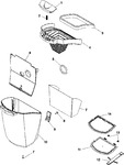 Diagram for 01 - Dirt Cup Assembly