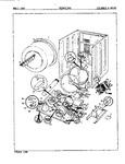 Diagram for 04 - Cylinder & Drive (rev. A-d)