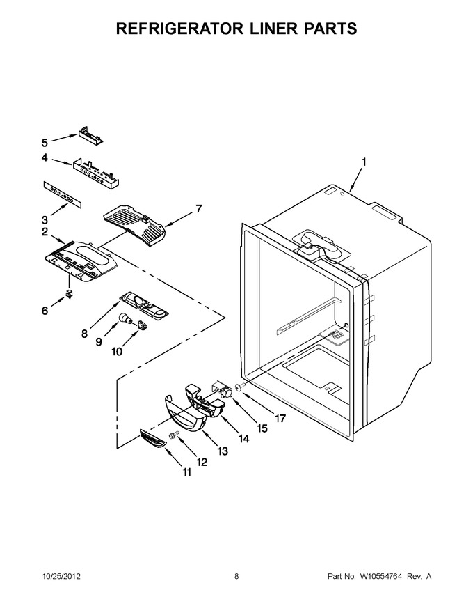 Diagram for MBF2258XEW5