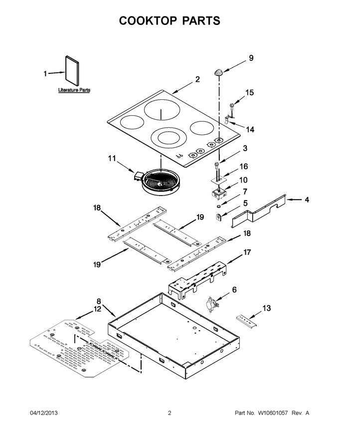 Diagram for MEC7430BB00