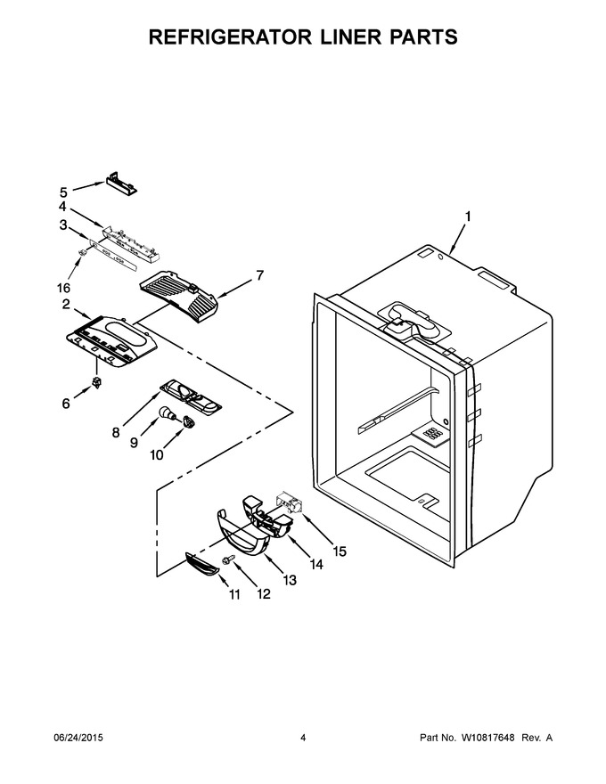 Diagram for MFF2258DEE01