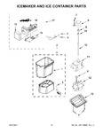 Diagram for 06 - Icemaker And Ice Container Parts