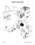 Diagram for 14 - Upper Unit Parts