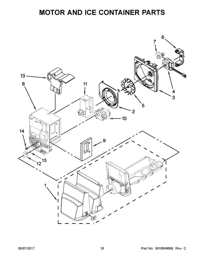 Diagram for MFI2269DRM01