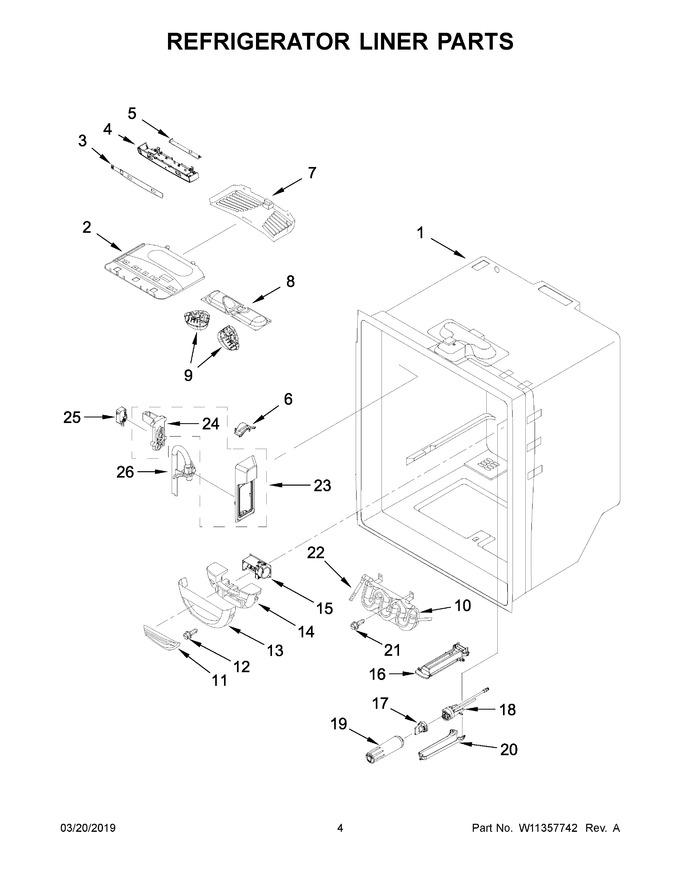 Diagram for JFC2290REP02
