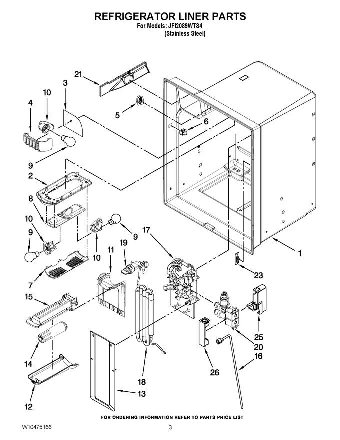 Diagram for JFI2089WTS4