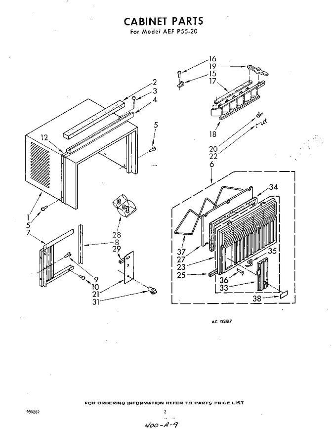 Diagram for AEFP5520