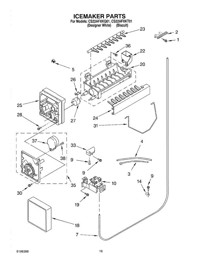 Diagram for CS22AFXKT01