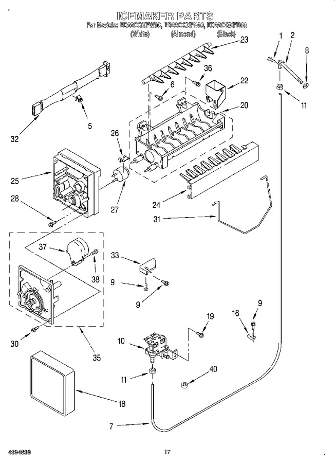 Diagram for ED22CQXFN00