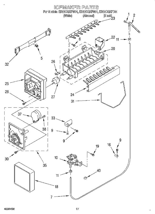 Diagram for ED22CQXFB01