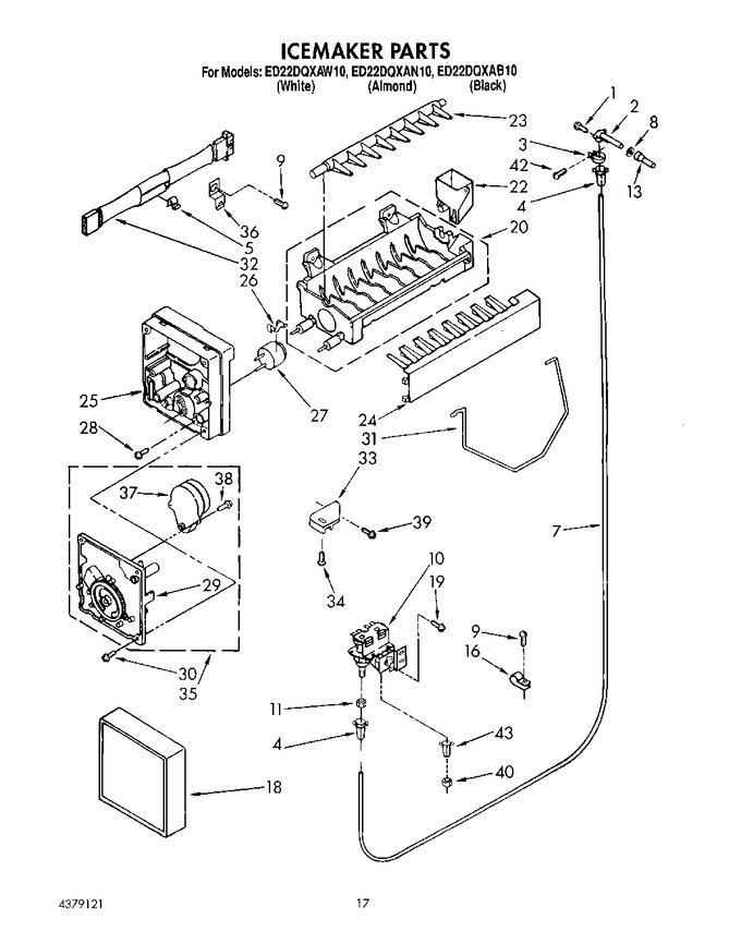 Diagram for ED22DQXAB10