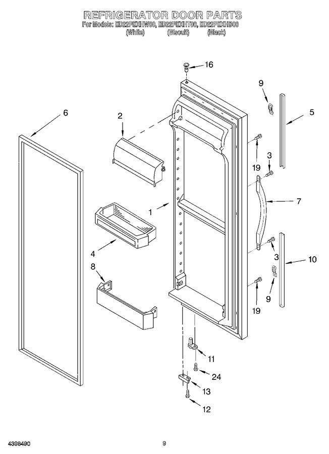 Diagram for ED22PEXHT00