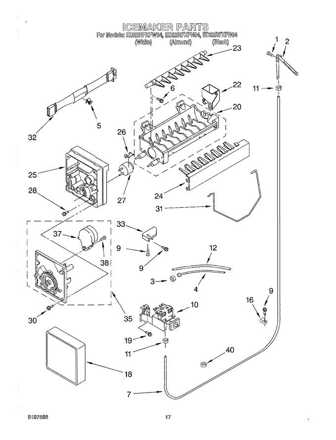 Diagram for ED22RFXFN04