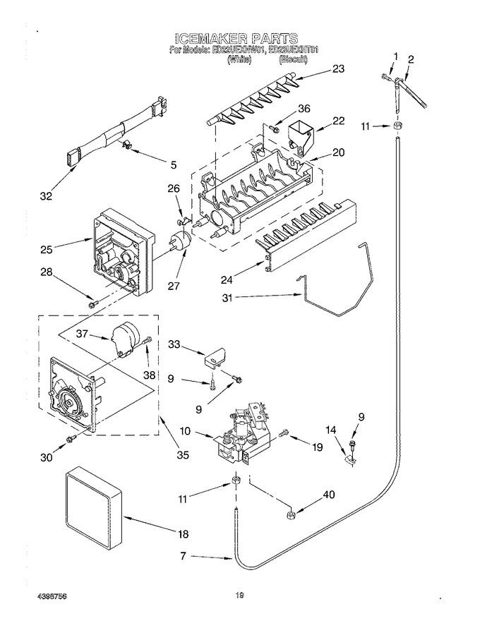 Diagram for ED22UEXHT01