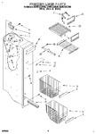 Diagram for 04 - Freezer Liner