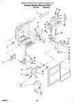 Diagram for 08 - Dispenser Front